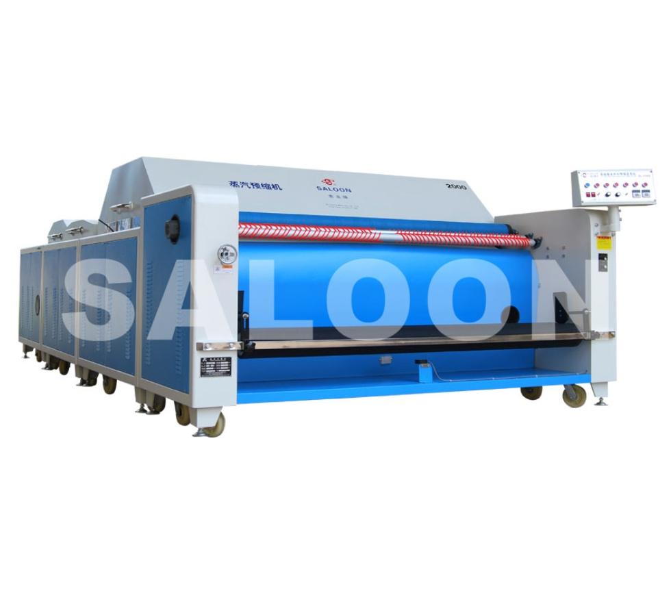 SL-2000 大型高级服装布料预缩定型机