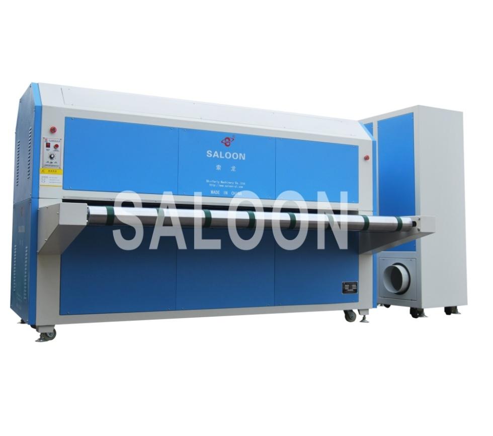 SL-2200II家纺用品双轴高速双面扫毛机