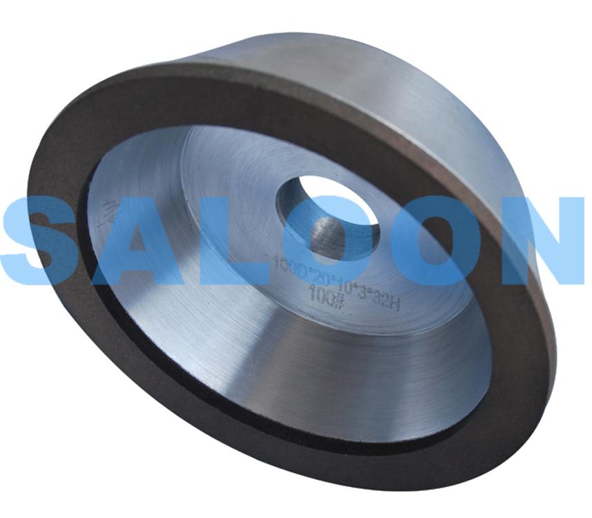 metal shell grinding wheel